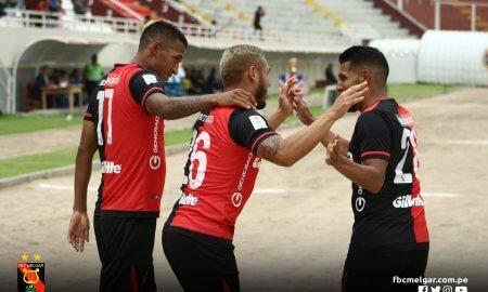 PRESENTACIÓN. FBC Melgar jugará frente a Cienciano la tarde rojinegra el 18 de enero