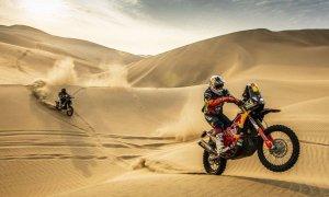 Rugen. Motores del Rally Dakar 2020 listos para que inicie la competencia mañana