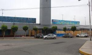 Feria. Módulos de comercio se instalan en el Estadio Melgar sin contrato con el IPD