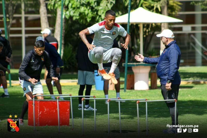 Johny Vidales confía en que tendrá una buena temporada en la Liga 1 y a nivel internacional.