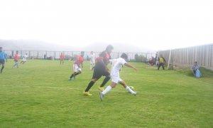 fútbol. Torneo de verano en Mollebaya entra en su recta final