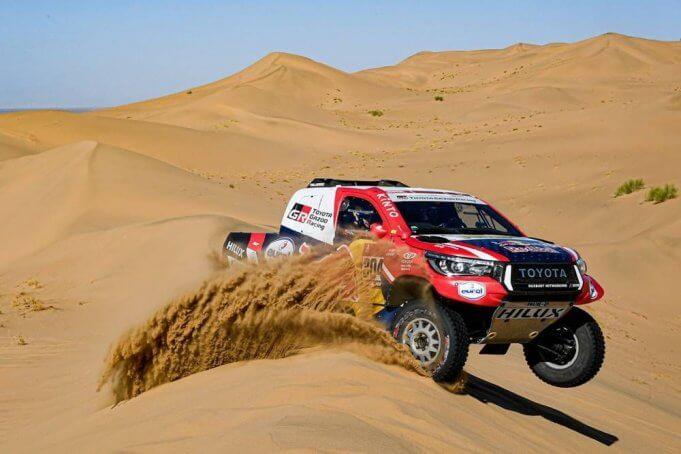 MOTOS. Arequipeño Sebastián Cavallero llegó en el puesto 83 en la competencia del Dakar 2020