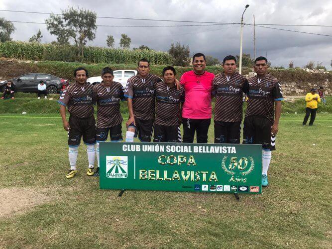 CNIA 98 clasificó para los cuartos de final.