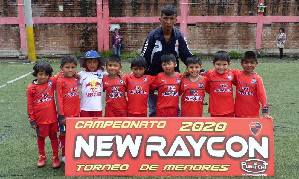 FBC Arequipa sub-6 busca llevarse el campeonato.