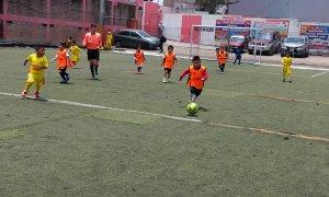 """arranca. Primera jornada de """"Copa New Raycon"""""""