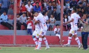 Eficaces. Ayacucho FC derrota 2-0 a Alianza Lima y se ubica primero