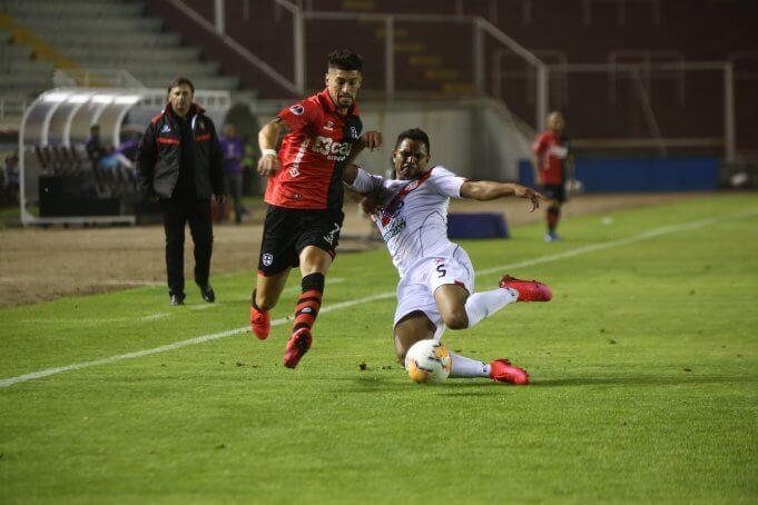 Por penales. Melgar definió clasificación ante Nacional de Potosí en Copa Sudamericana