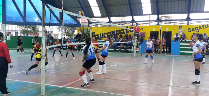VóLEY. Andrés de la Sota explica por qué las deportistas dejan la competencia oficial a corta edad