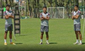 El goleador del FBC Melgar, Bernardo Cuesta, ponderó la presencia de jugadores jóvenes y espera mucho de ellos.